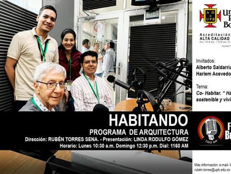 """Memorias del encuentro Co-habitar """"Habitat sostenible y vivienda social"""""""