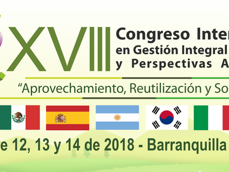 XVIII International Congress on Integral Waste Management