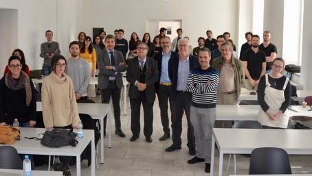 Workshop in Scuola di Architettura de Firenze