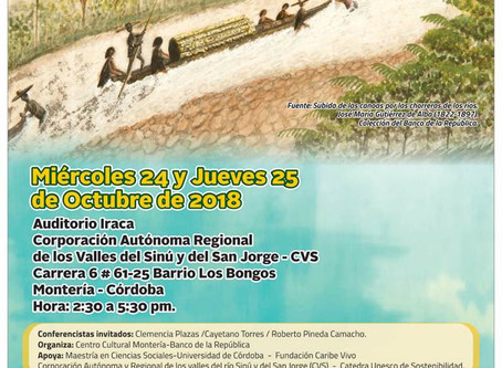 "Seminar ""Waters that Unite: Rivers in Colombia"""