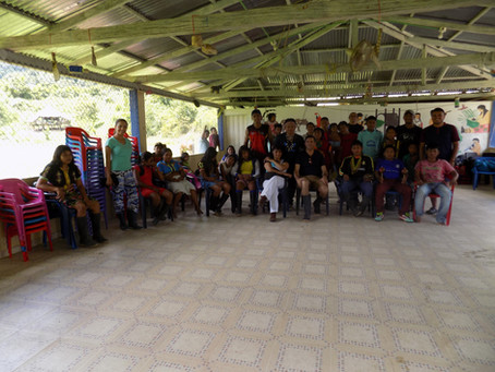 ¡El Maestro Llega! Programa de Educación para la comunidad Embera-Katio