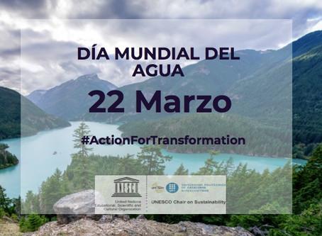 UNESCO celebra el #DíaMundialDelAgua