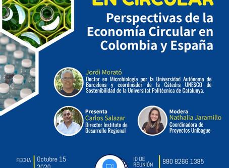 UNESCOSOST invita al webinar sobre Economía Circular