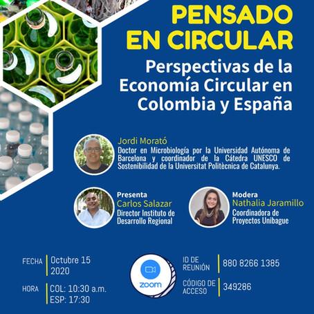 UNESCOSOST convida al webinar sobre Economia Circular
