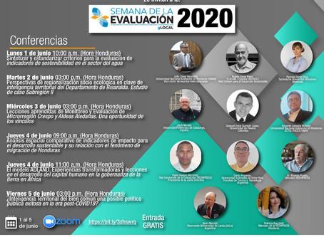 Webinar Evaluación de Indicadores de Sostenibilidad en el sector del Agua