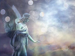 angel-clouds-statue-sparkle-light_credit