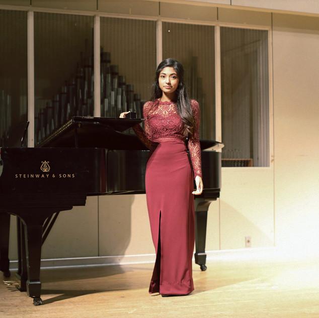 Recital, College-Conservatory of Music, Cincinnati