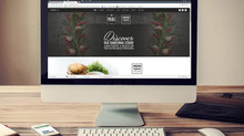 Just released... our stunning website