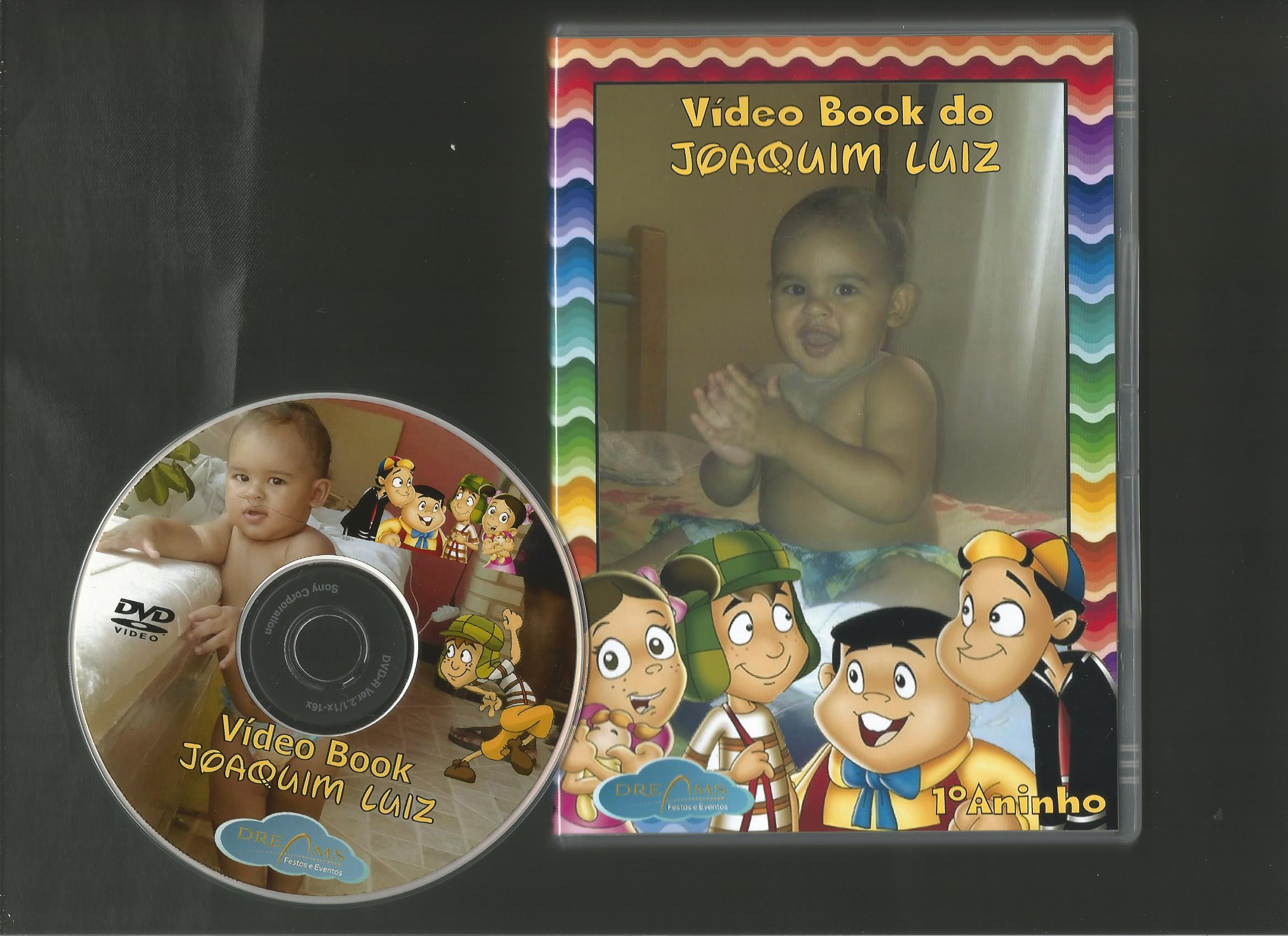 Vídeo Book personalizado