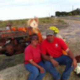 Julie and Jeffrey Braune