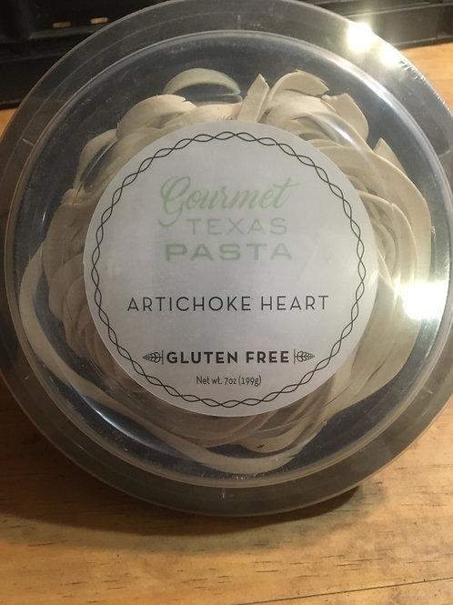 Gluten Free Artichoke Heart Fettuccine