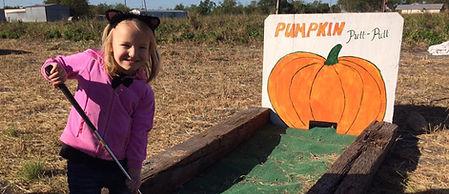 Pumpkin Putt-Putt