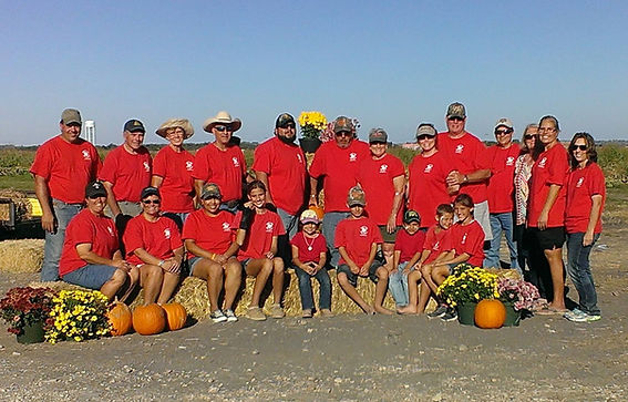 Pumpkin Patch Volunteers