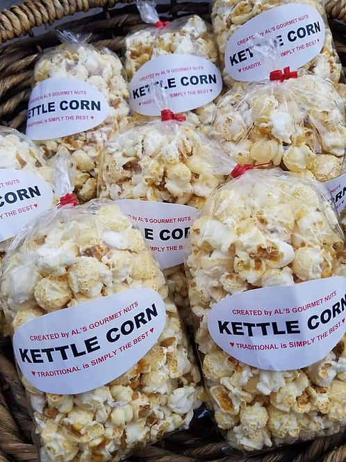 Gourment Kettle Corn Snack Size