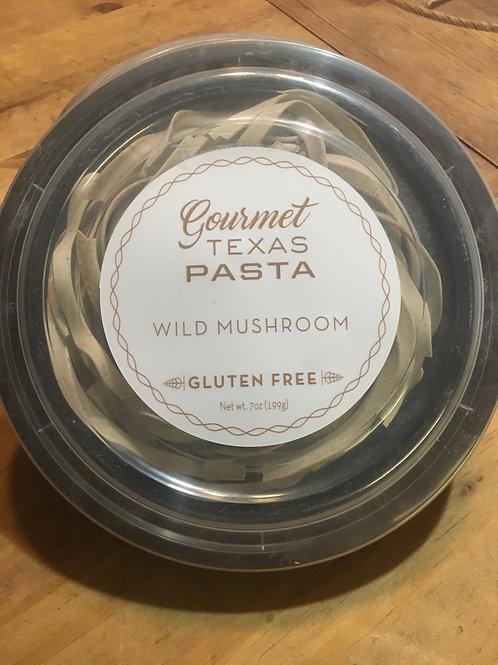 Gluten Free Wild Mushroom Fettuccine