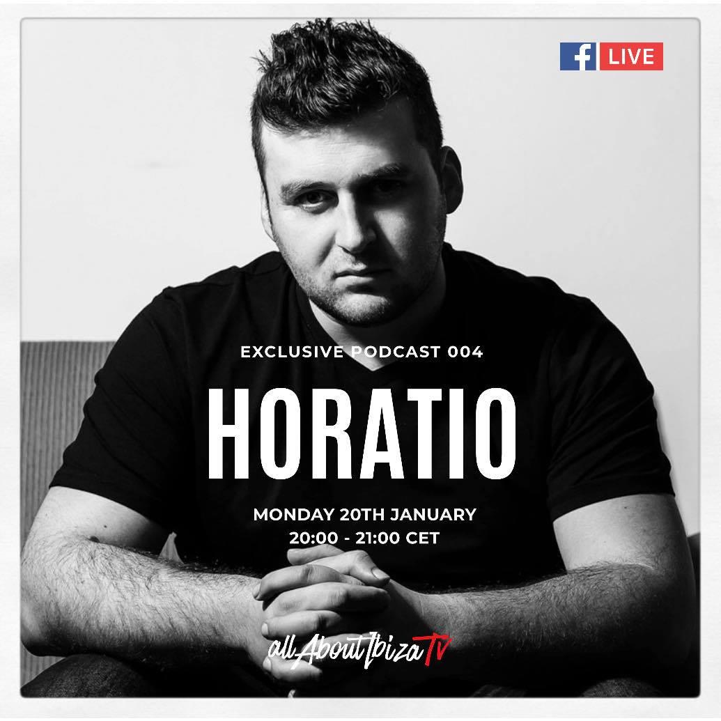 Podcast 004   Horatio