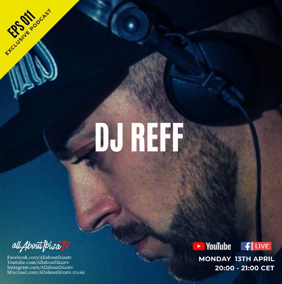 PODCAST 011   DJ REEF