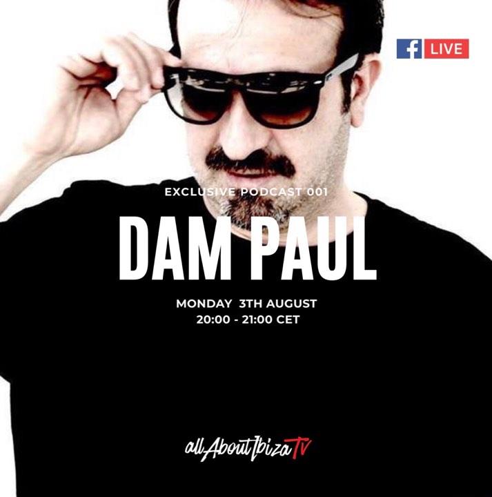 PODCAST 001   DAM PAUL