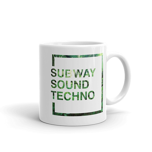Mug Subway Sound Techno
