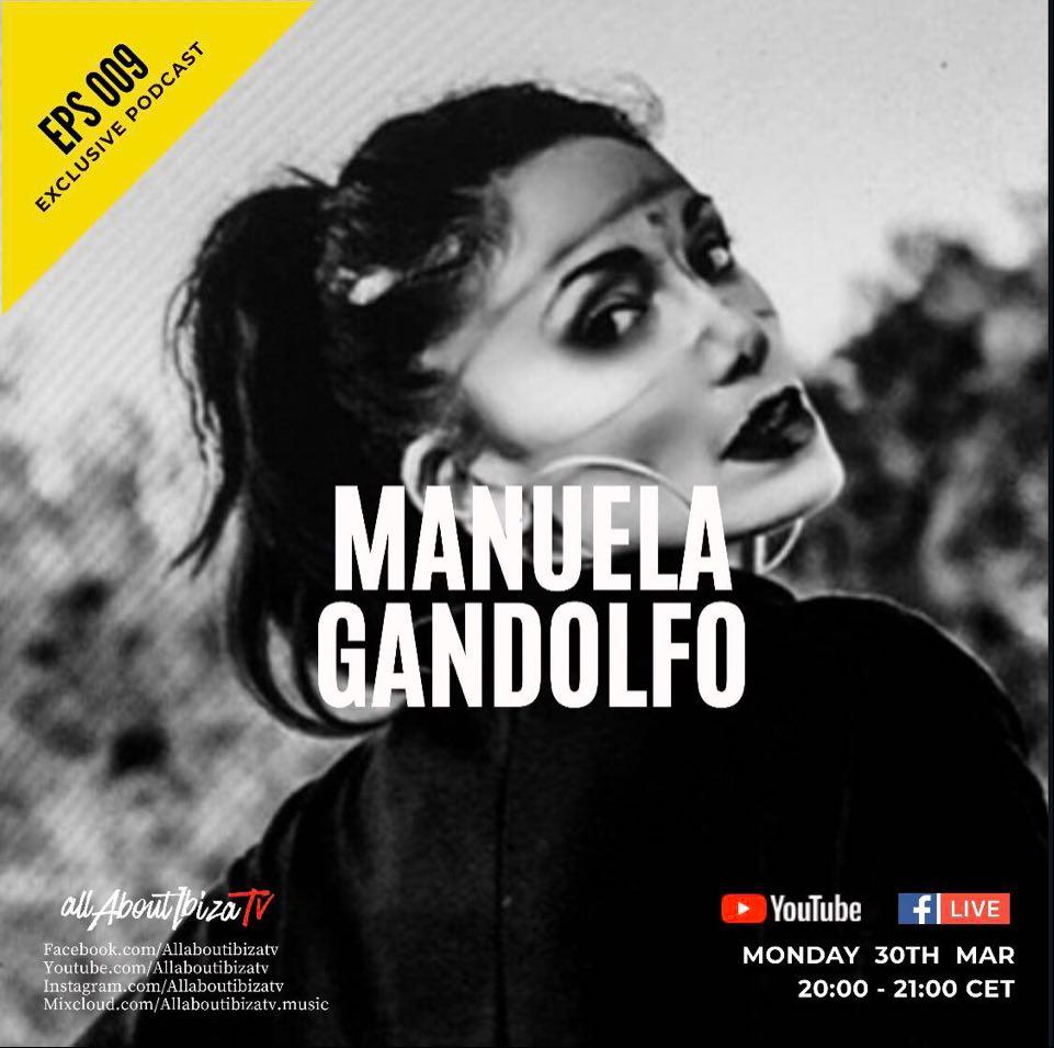PODCAST 009   MANUELA GANDOLFO