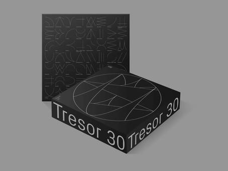 """""""Tresor 30"""" 52 tracce per celebrare i 30 anni del Tresor."""