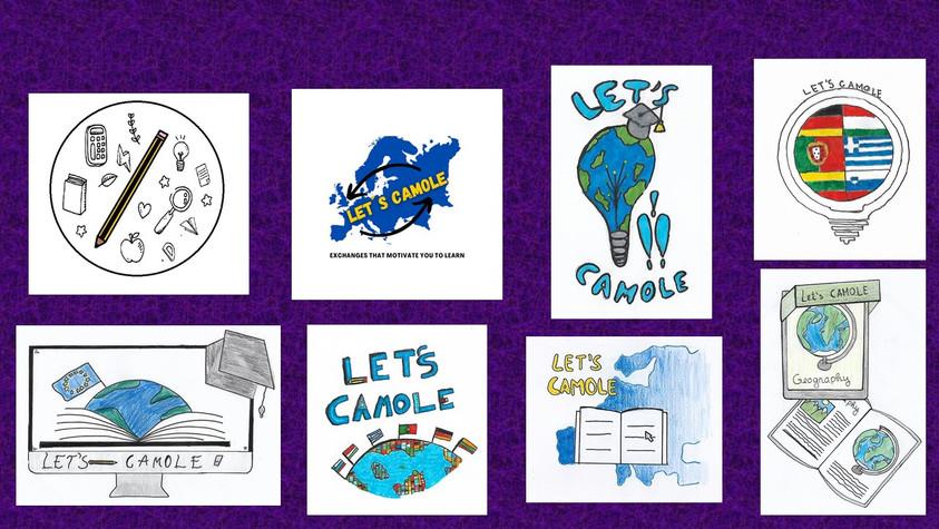 Um Logotipo para o Let's CAMOLE