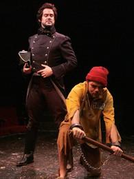 Javert in Les Miserables
