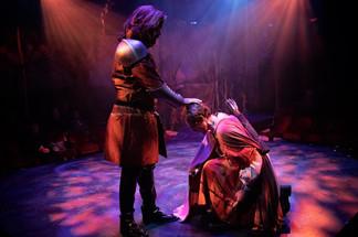 King Arthur in Camelot