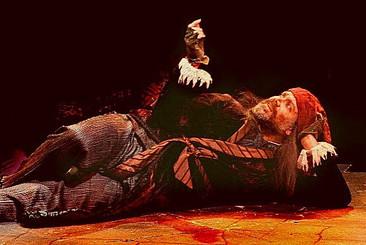 Fagin in Oliver!