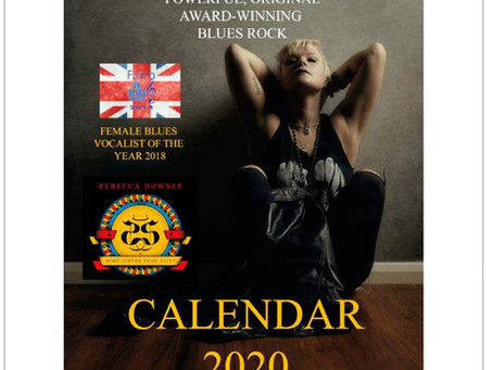 By Popular Demand - A 2020 Photo Calendar