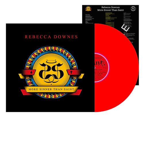 More Sinner Than Saint - Signed Coloured 180g Vinyl Album