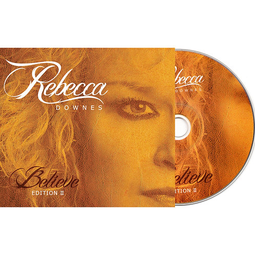 Believe (EDITION II) - Signed CD Album