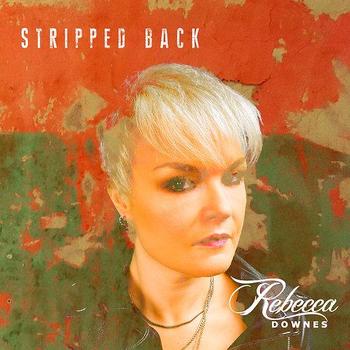 Stripped Back - Signed CD Album