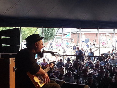 Guiting Music Festival Open Air Blues Concert is now ON!