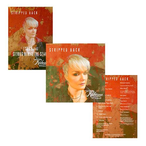 Stripped Back - Album plus Lyric/Story Booklet