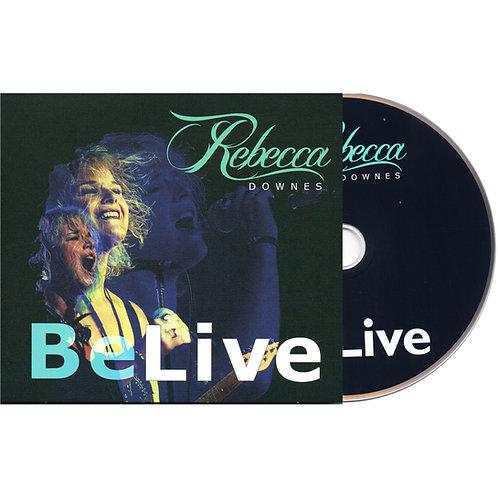 BeLive - Signed CD Album