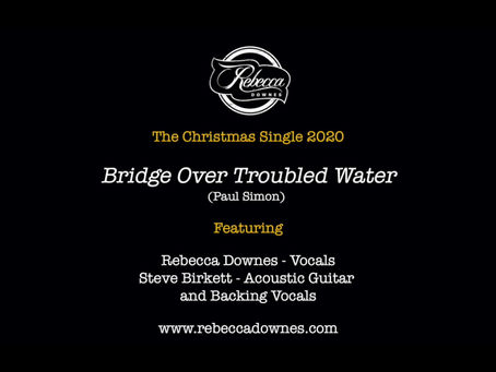 Christmas Single 2021 - Bridge Over Troubled Water - Out 18 Dec