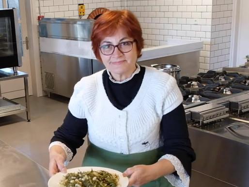 Kuru Fasulyeli Arapsaçı Yemeği