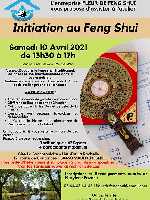 ATELIER Initiation au Feng Shui Traditionnel