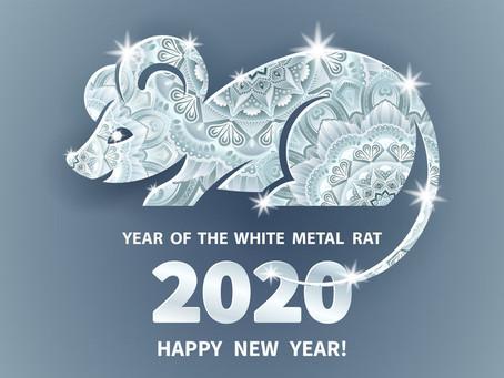 Feng Shui 2020 - Rat de Métal Yang