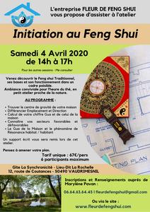 Initiation Feng Shui découverte