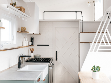 Could you live in 200 sq ft? The Tiny House Movement