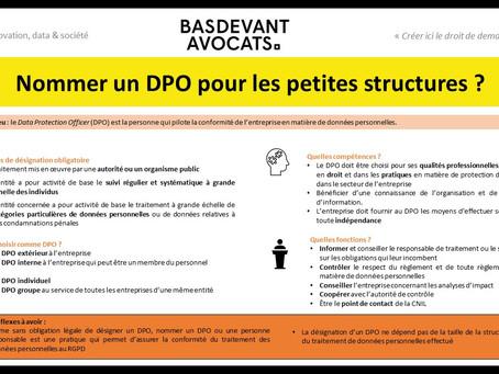 KDS #X. Nommer un Délégué à la Protection des Données (DPO)
