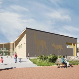 Etelä-Nummelan koulu- ja päiväkotikeskus