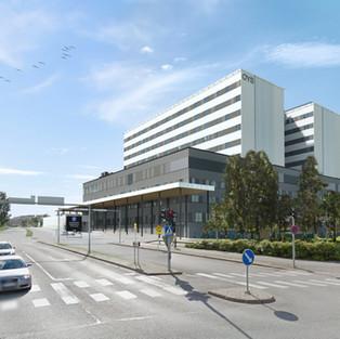 OYS Tulevaisuuden sairaala