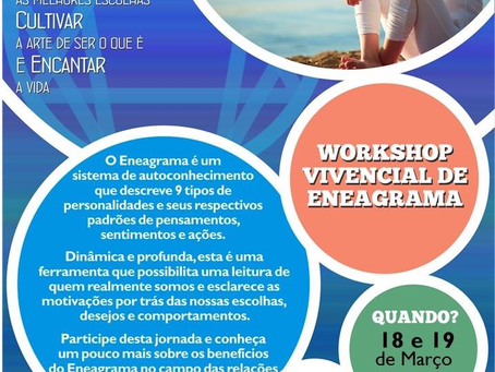Workshop Vivencial de Eneagrama