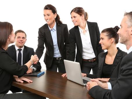 4 Etapas para encontrar um novo emprego