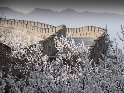 BIG WALL, CHINA