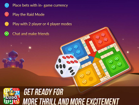 Ludo Game App for Children's and Youngster's –Play Ludo Online