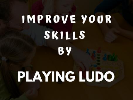 Improve Your Skills by Playing Ludo